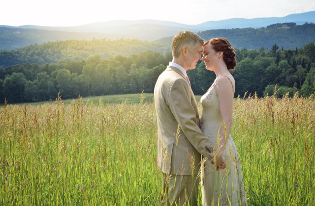 Amy and Craig – East Burke, VT Wedding